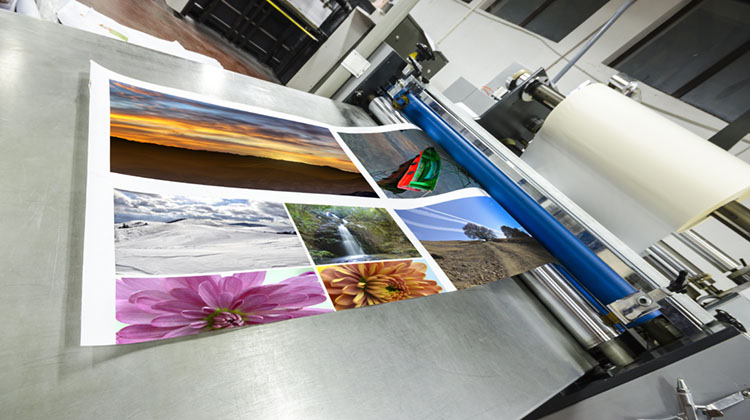 Printing Company in Clarksville, TN - Printer